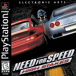 Need For Speed High Stakes (Playstation)