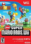 New Super Mario Bros. Wii (Nintendo Wii)