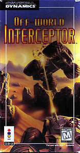 Off-World Interceptor (Panasonic 3DO)