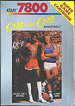 One on One Basketball (Atari 7800)