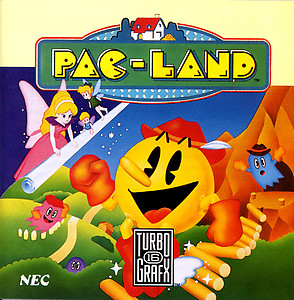 Pac-Land (Turbo Grafx 16)