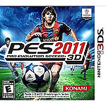 Pro Evolution Soccer 2011 (3DS)
