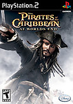 Pirates of the Caribbean : At World's End (PS2)