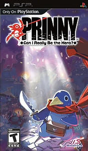 Prinny: Can I Really Be the Hero? (Sony PSP)