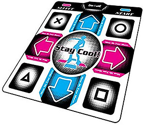 SUPERSTAR Dance Pad (PS2)