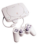 Sony PlayStation One Game console