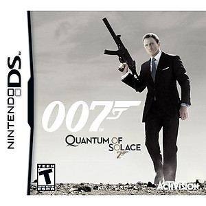 Quantum of Solace (NDS)