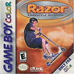 Razor: Freestyle Scooter (Gameboy Color)