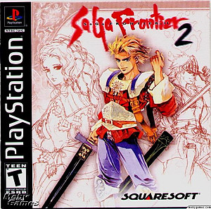 Saga Frontier 2 (Playstation)
