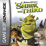 Shrek the Third (GBA)