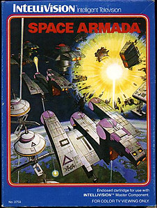 Space Armada (Intellivision)