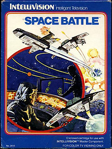 Space Battle (Intellivision)