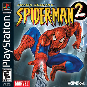 Spiderman 2 (Playstation)