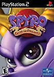 Spyro Enter the Dragonfly (PS2)