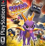 Spyro 3 Year of the Dragon (Playstation)