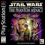 Star Wars Episode I Phantom Menace (Playstation)