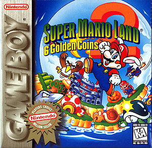 Super Mario Land 2 (Gameboy)