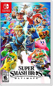Super Smash Brothers Ultimate (Switch)