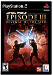 Star Wars 3 : Revenge of the Sith (PS2)
