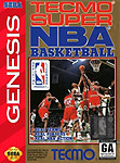 Tecmo Super NBA Basketball (Genesis)