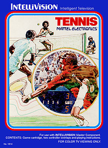 Tennis (Intellivision)