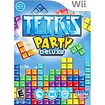 Tetris Party Deluxe (WII)