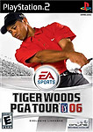 Tiger Woods PGA Tour 06 (PS2)