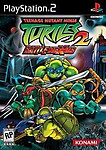 TMNT 2 Battle Nexus (PS2)