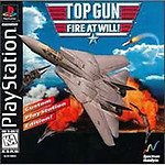 Top Gun Fire At Will (PSX)