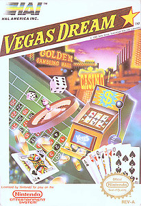 Vegas Dream (NES)