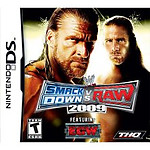 WWE SmackDown vs. Raw 2009 Featuring ECW (NDS)