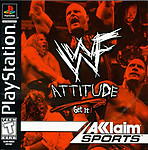 WWF Attitude (Playstation)
