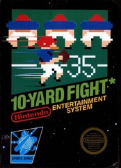 10-Yard Fight (NES)