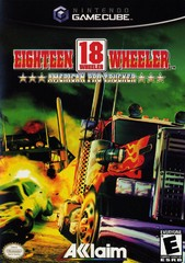 Eighteen Wheeler American Pro-Trucker (Gamecube)