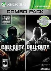 Call Of Duty Black Ops I And II Combo Pack (Xbox 360)