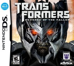 Transformers: Revenge of the Fallen Decepticons (DS)