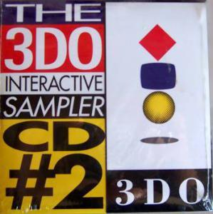 3DO Interactive Sampler CD #2 (Panasonic 3DO)
