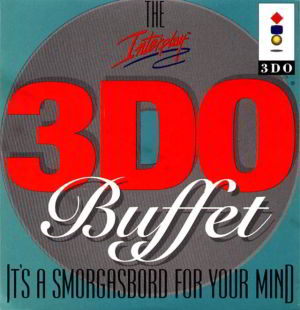 3DO Buffet (Panasonic 3DO)