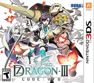 7th Dragon III Code: VFD (3DS)