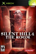 Silent Hill 4 The Room (Xbox)