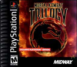 Mortal Kombat Trilogy (PSX)