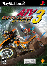 ATV Off Road Fury 3 (PS2)