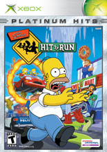 Simpsons Hit & Run (Xbox)
