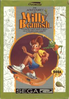 Adventures of Willy Beamish (Sega CD)