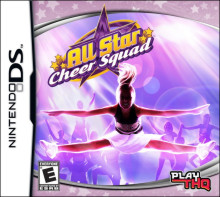 All Star Cheer Squad  (NDS)