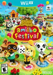 Animal Crossing Amiibo Festival (Wii U)