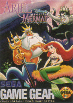 Ariel the Little Mermaid (Game Gear)