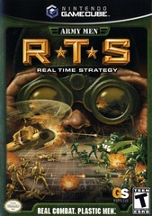 Army Men RTS (Nintendo Gamecube)