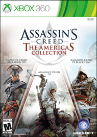 Assassin's Creed: The Americas Collection (360)