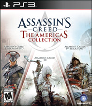 Assassin's Creed: The Americas Collection (PS3)